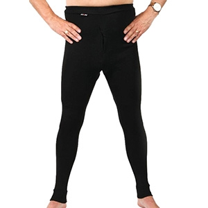 USSEN Extreme Performance Long Johns (Black)